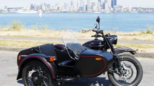 Фото мотоцикл с люлькой 002