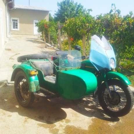 Фото мотоцикл с люлькой 004