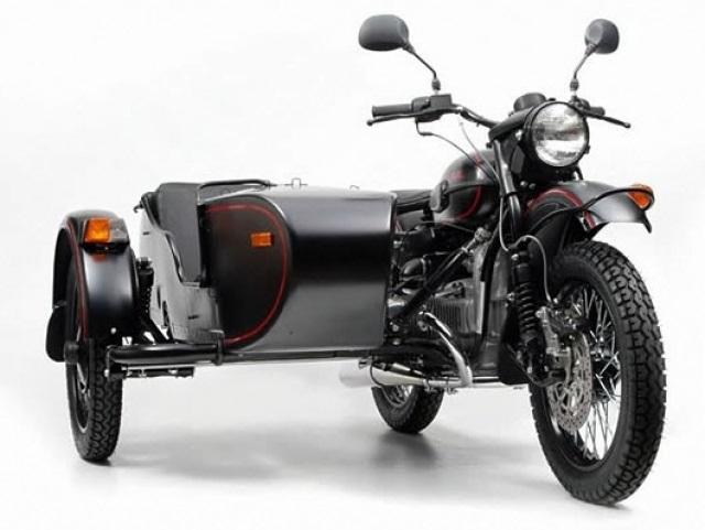 Фото мотоцикл с люлькой 006