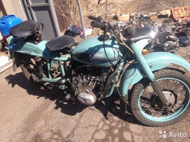 Фото мотоцикл с люлькой 016