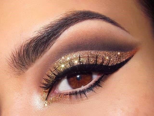 Фото примеры красивого макияжа 005