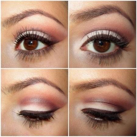 Фото примеры красивого макияжа 006