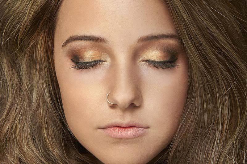 Фото примеры красивого макияжа 011