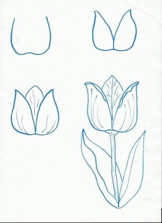 Фото рисование для начинающих 012