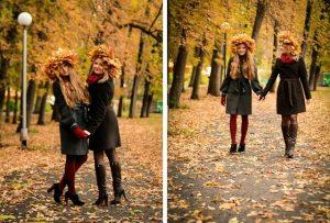 Что одеть на фотосессию осенью 016