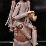 Шарнирные текстильные куклы — прикольные картинки