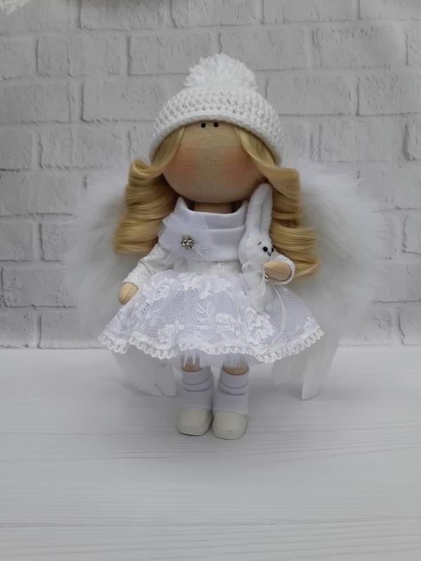 ангел кукла текстильная 015