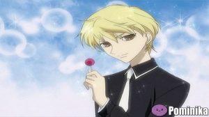 аниме блондины 010