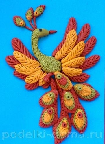 картинка жар птица для детей 004