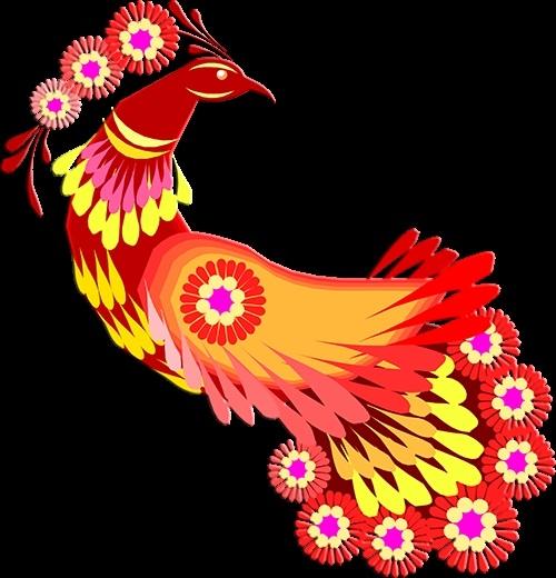 картинка жар птица для детей 009