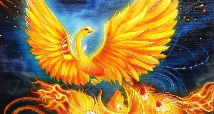 картинка жар птица для детей 018