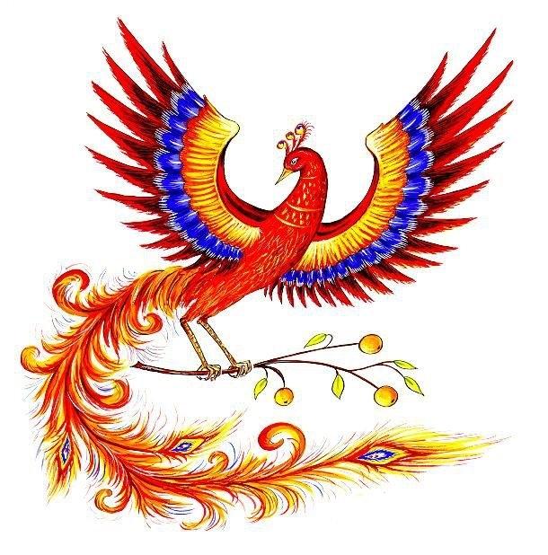 картинка жар птица для детей 020