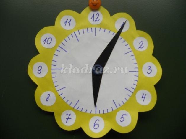 картинка часов для детей 009