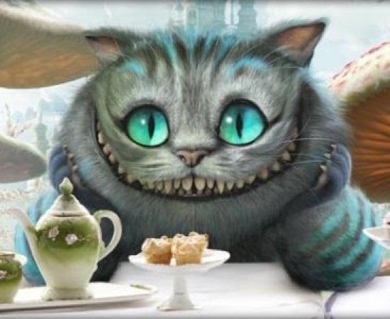 картинки алиса и чеширский кот 006