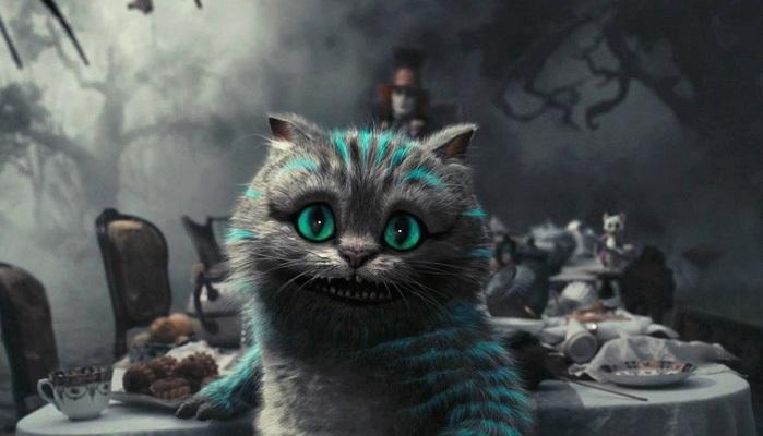 картинки алиса и чеширский кот 010