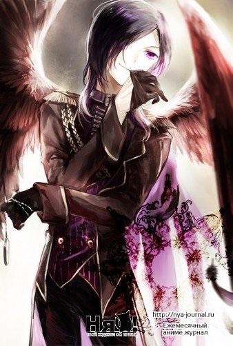 картинки демонов аниме парней 008