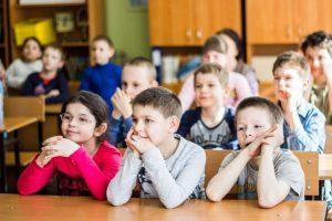 картинки дети на уроке 006