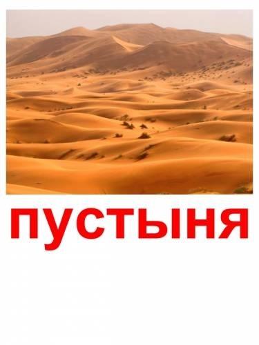картинки для детей пустыня 001