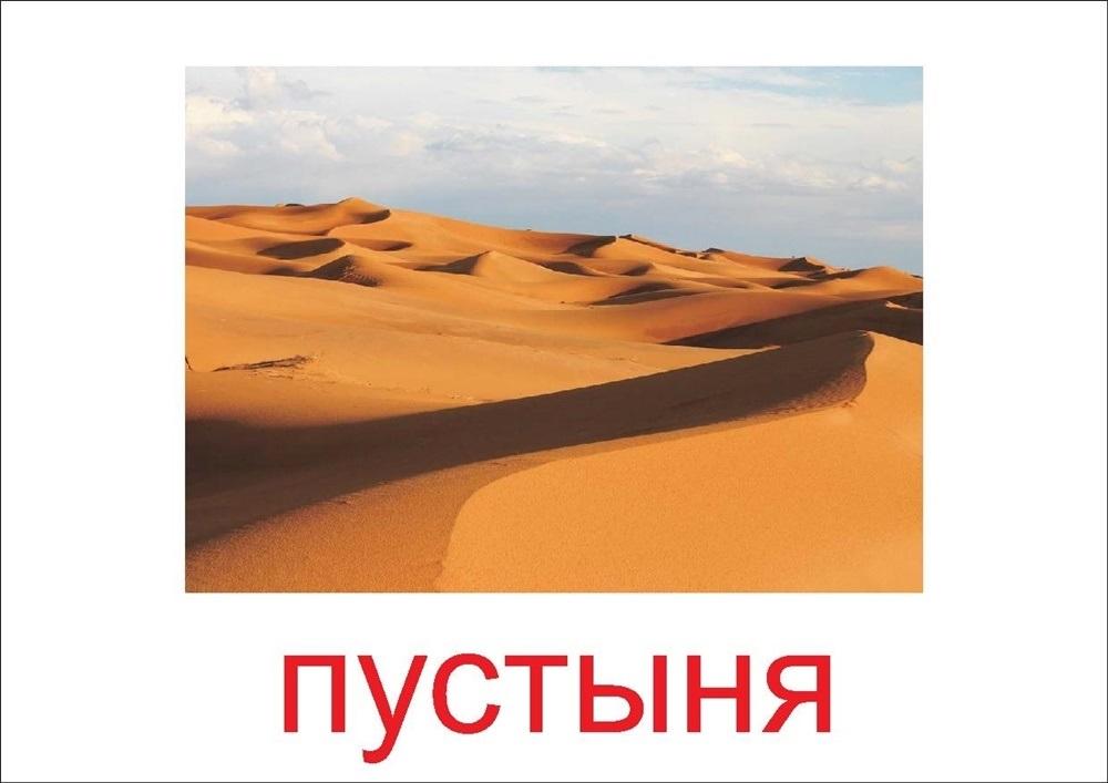 картинки для детей пустыня 016