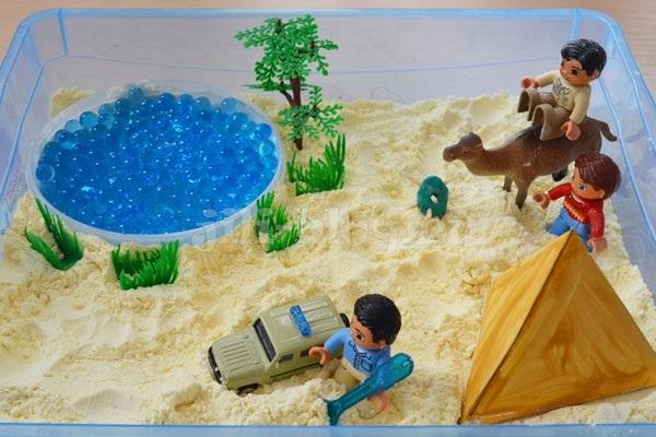 картинки для детей пустыня 017