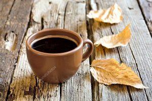 картинки осеннее утро с кофе 003