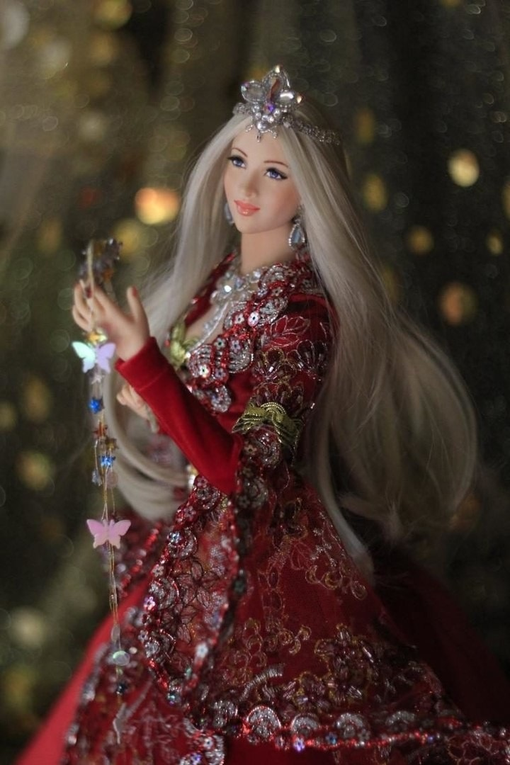 красивые куклы ручной работы фото 003