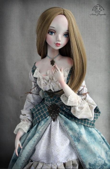 красивые куклы ручной работы фото 007