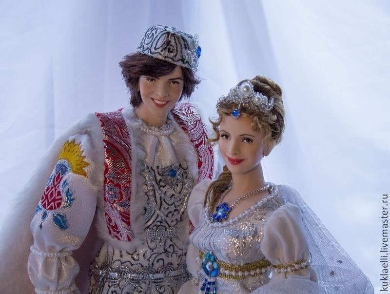 красивые куклы ручной работы фото 010