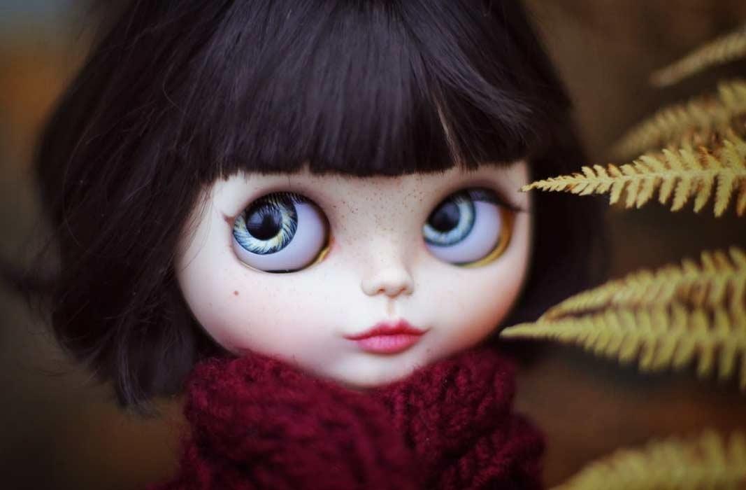 красивые куклы ручной работы фото 012