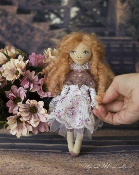 красивые куклы ручной работы фото 016