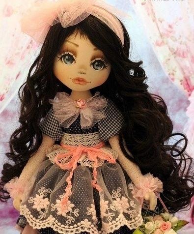 красивые куклы ручной работы фото 017