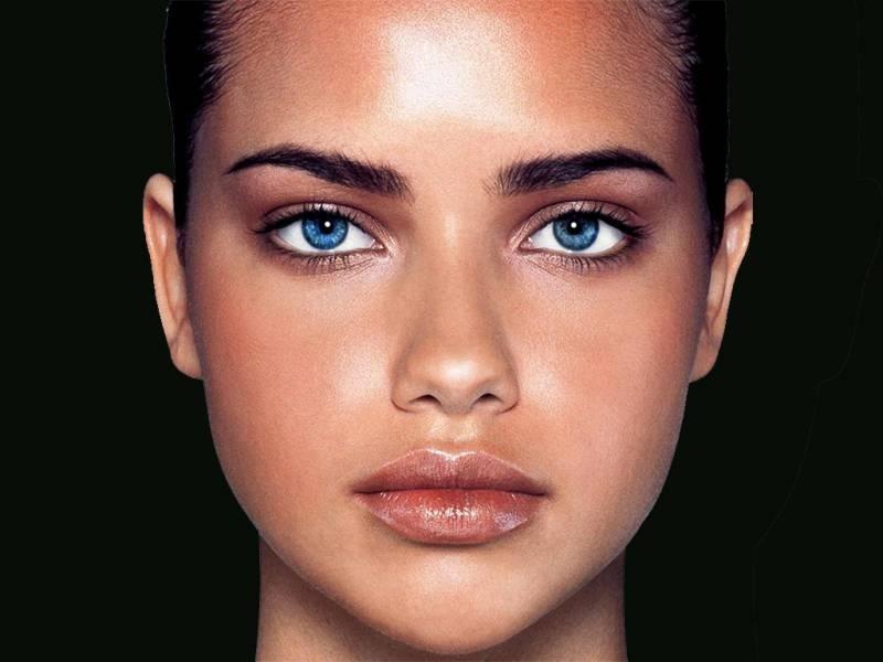 красивые примеры макияжи фото 005