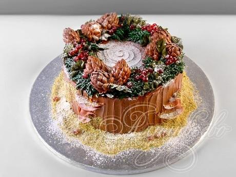 кремовый торт мужчине 010