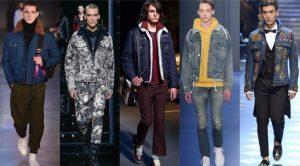 молодежная мужская мода 2019 2020 010