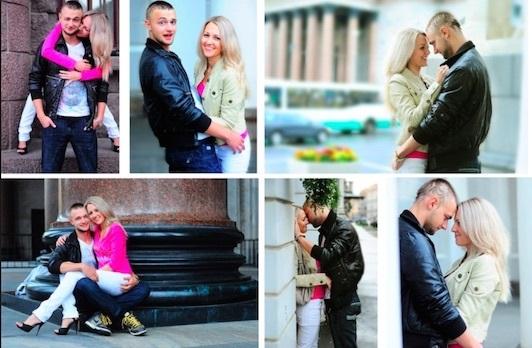 позы для фотосессии для пары на улице 007