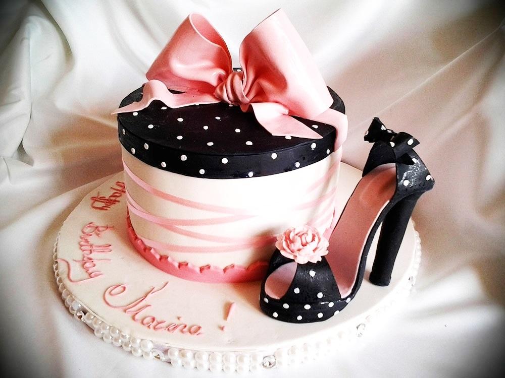 Картинки торт на день рождения девушке