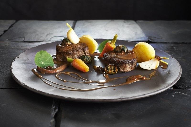 фото оформление блюд в ресторане 010
