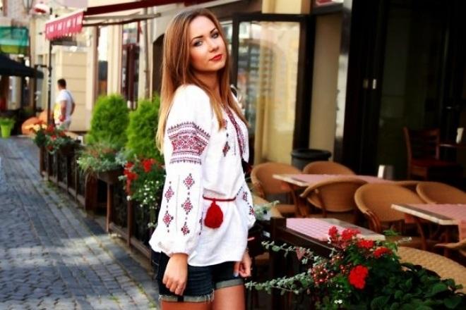 фото української вишиванки 009