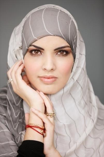 хиджаб красивый 016