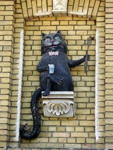 День защиты черных котов в Италии 019