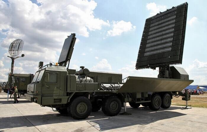 День образования Радиотехнических войск ВВС РФ 009