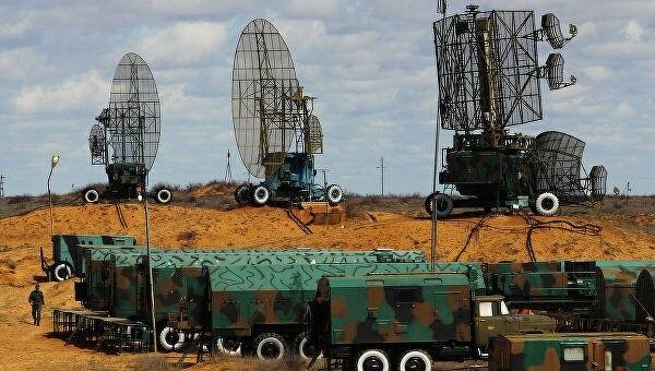 День образования Радиотехнических войск ВВС РФ 010