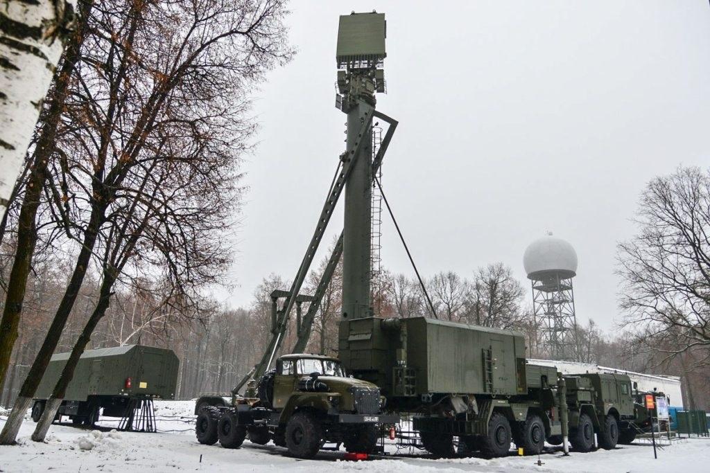 День образования Радиотехнических войск ВВС РФ 024