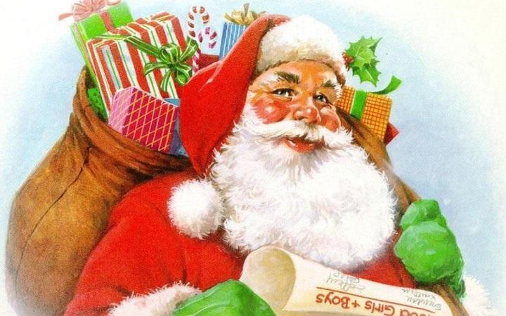 День рождения Деда Мороза 007