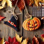 Красивые обои на рабочий стол октябрь (10 картинок)