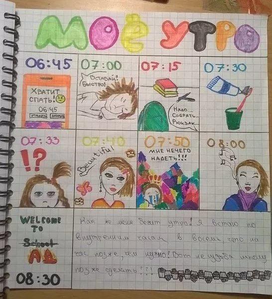 Идеи для личных дневников 014