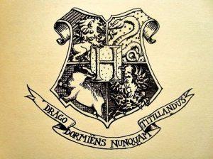 Картинка герб хогвартса 006