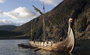 Картинки корабли викингов 020