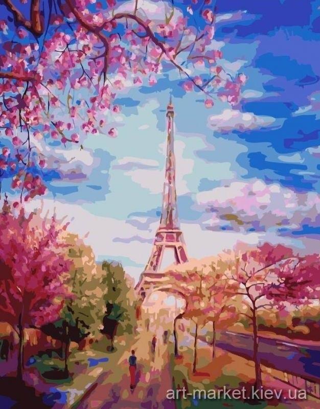 Картинки нарисованная эйфелева башня 023