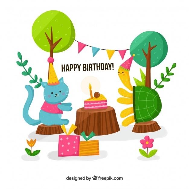 Картинки черепаха с днем рождения 010